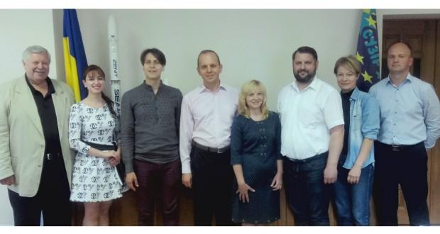 Space Future of Ukraine: International Forum to Define New Strategy