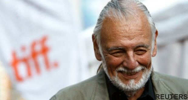 """George Romero, Director of """"Night of the Living Dead"""", Dies At 77"""
