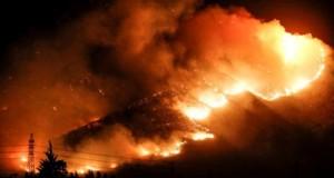 Firefighters Battle Blazes Across Southern France