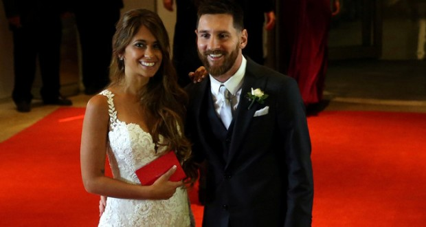 Lionel Messi Finally Ties The Knot With His Childhood Sweetheart