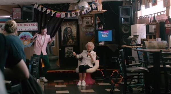 Happy 100th: Rapper Makes Amazing Gift For His Grandma's Centenary Birthday