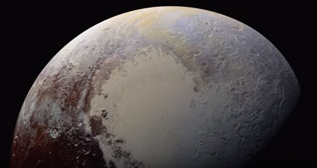 Imagine You Are Flying Over Pluto In NASA's Cool Video