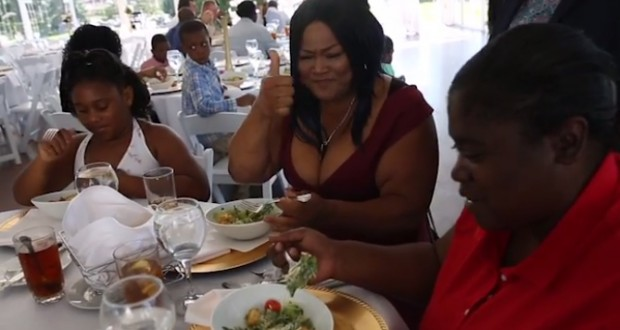 Cancelled Wedding Dinner Turns Into Celebration For Homeless People