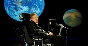 Stephen Hawking Makes Dire Warning About Climate Change