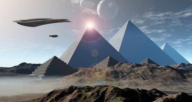 Egyptian Pyramids Were Built By People Not Aliens - Video