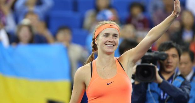 Wimbledon 2017: Ukrainian Elina Svitolina Is In 4th Round After Defeating Carina Witthoeft