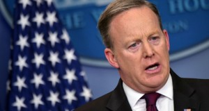 White House Press Secretary Sean Spicer Quits