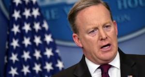 White House Press Secretary Sean Spicer Quits