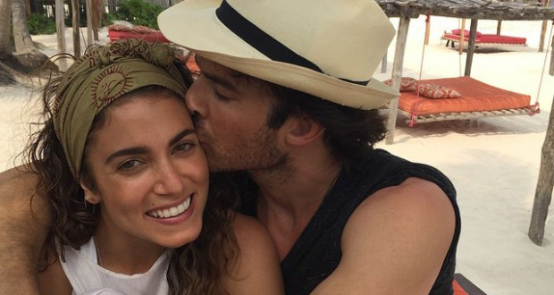 Nikki Reed and Ian Somerhalder Welcome First Child