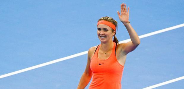 Elina Svitolina Beats Caroline Wozniacki To Win Third WTA Title In Rogers Cup